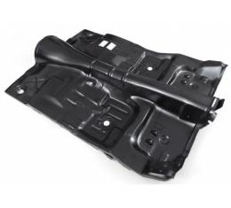 Camaro Full Floor Pan Assembly For Automatic Transmission, 1975-1981
