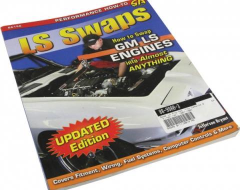 Swap LS Engines into Camaros & Firebirds: 1967-1981 Book