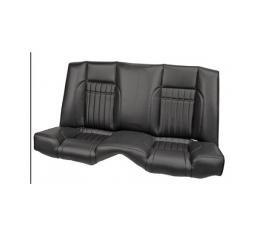 TMI Standard Sport II Rear Seat Upholstery & Foam Kit | 46-80300K Camaro 1967-68