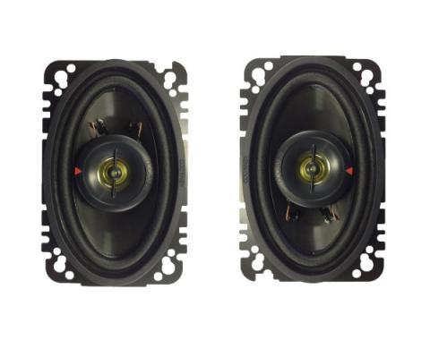 Camaro Kenwood Replacement In-Dash Speakers, 1982-1992