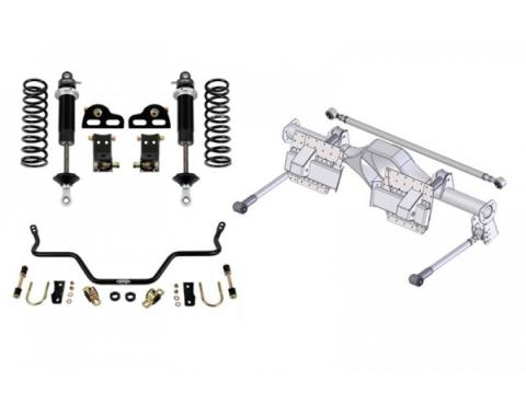 Camaro Speed Kit 3, Rear, 1982-1992