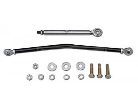 Firebird Spherical Rod End Clutch Linkage Kit, Small Block Or Big Block, 1970-1981