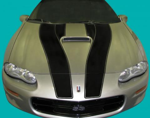 Camaro SS Stripe Kit, 30th Anniversary, Convertible Or T-Top, 1997