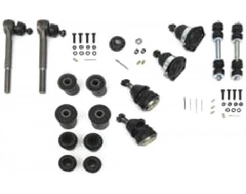 Camaro Suspension Rebuild Kit, Front End, Basic, 1970