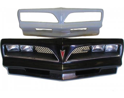 Firebird Front Bumper, Flex-Fit, Stock Design, 1977-1978
