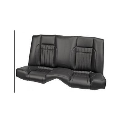 TMI Sport X Rear Seat Upholstery & Foam Kit | 46-80300K Camaro 1967-68