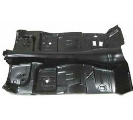 Camaro Full Floor Pan with Brace & Toe Board For Automatic Transmission, 1970-1974
