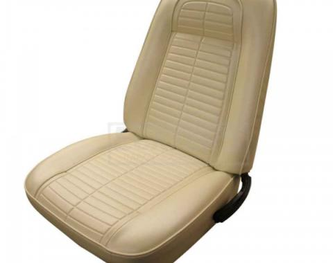 Distinctive Industries 1967-69 Firebird Coupe/Convertible w/Buckets Front & Rear Upholstery Set (69 Standard) 074203