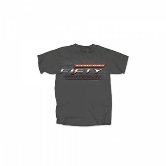 Camaro Fifty Gravel Tread Shirt - Charcoal