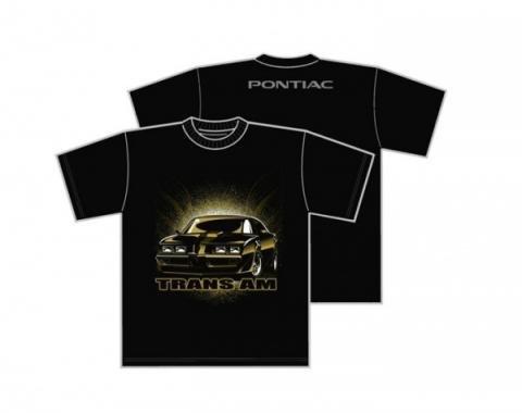 Firebird Trans Am T-Shirt, Black
