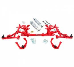 UMI Suspension, Stage 4,Chrome Moly A-Arms LS1, 98-02