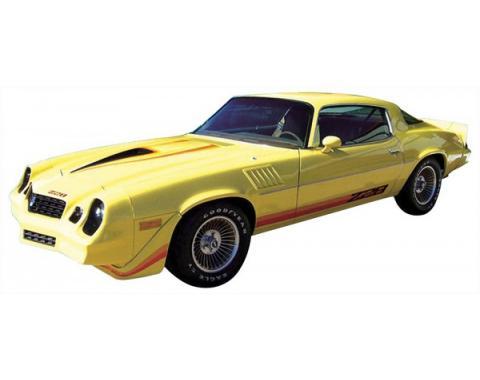 Camaro Stripe Kit, Z28, 1979