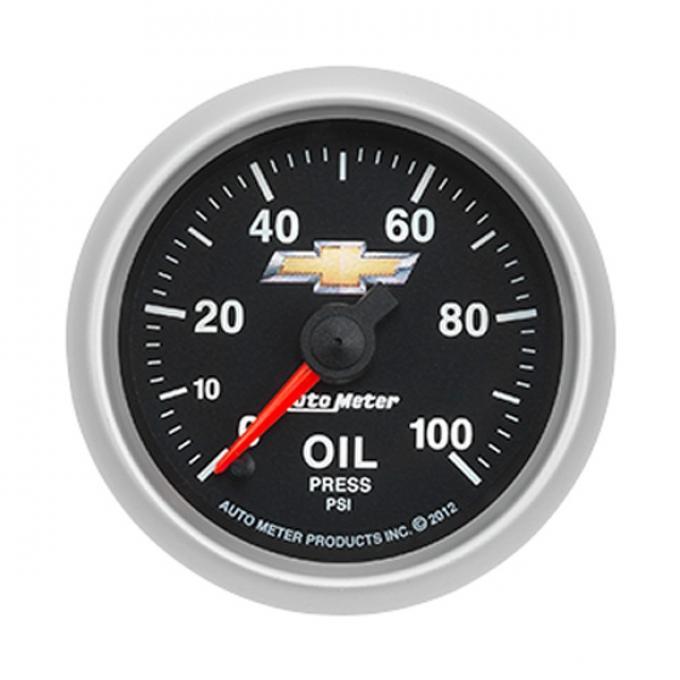 Camaro COPO Oil Pressure Gauge Pack, 2010-2014