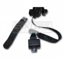 Seatbelt Solutions 1993-2002 Camaro Coupe, 3 Point Front Belt Set Single Retractor