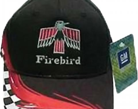 First Generation Firebird Checkered Hat