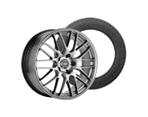 Camaro Enkie EKM3 Wheel Rim and Goodyear Eagle Ultra Grip GW-3 Tire Kit, 2010-2015