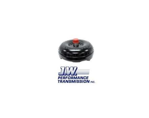 Firebird Powerglide Stall Converter, 2000-2200 Stall, JW Performance, 1967-1981