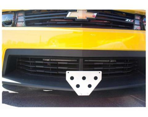 Sto N Sho Camaro Frame, Detachable, Front License Plate, ZL1, 2012-2014