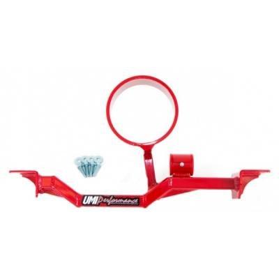 UMI Performance Short Torq Arm Adj Long Tubes DS Loop Chromoly-Red   2203CM-R Camaro 1993-02