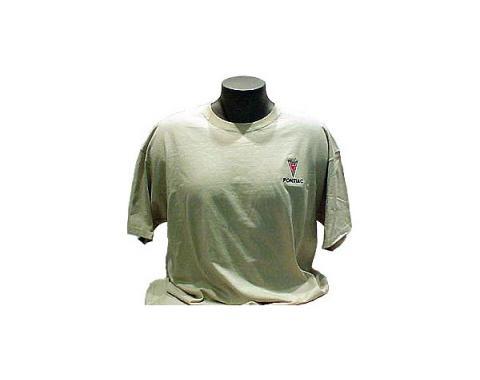 Pontiac T-Shirt White