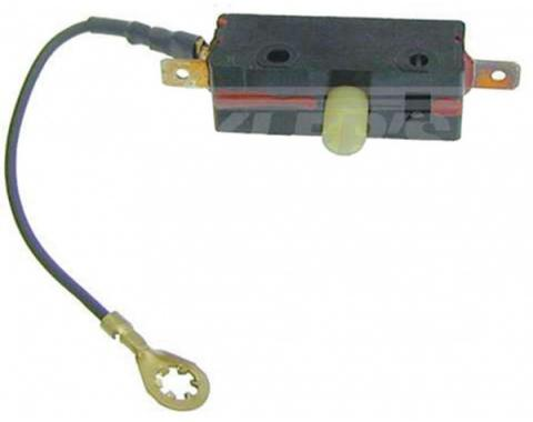 Camaro Headlight Door Limit Switch, Rally Sport (RS), 1967