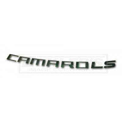 Camaro Windshield Decal, LS, 2010-2014