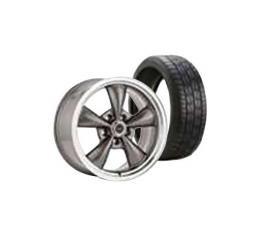 Camaro Firestone Wide Oval Indy 500 Tire and American Racing Wheel Rim Kit, 2010-2015