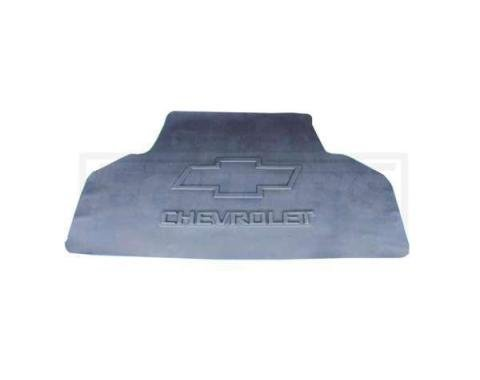Camaro AcoustiTrunk Trunk Liner With 3D Molded Camaro Logo And Acoustishield, 1967-1969