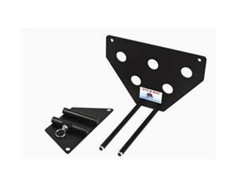 Sto N Sho Camaro Frame, Detachable, Front License Plate, Z28, 2014