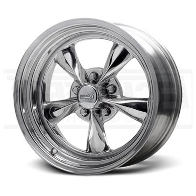 Camaro Chrome Fuel Wheel, 15x7, 5x4 1/2 Pattern, 1967-1981