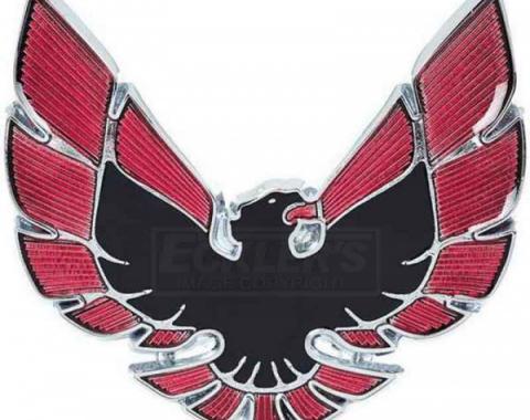 Firebird Trunk Emblem, Bird, 1974-1981