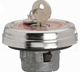 Camaro Gas Cap, Deep Cam Style, Locking, 1971-1975