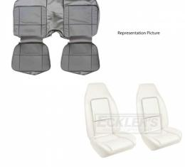 Distinctive Industries 1979 Camaro Berlinetta All Vinyl Front & Rear Upholstery Set 073163
