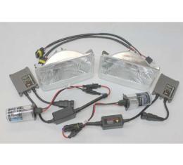 HID Headlight Conversion Kit, 1982-1992