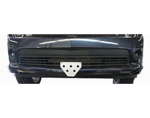 Sto N Sho Camaro Frame, Detachable, Front License Plate, V6, 2010-2013