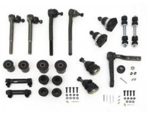 Camaro/Firebird Suspension Overhaul Rebuild Kit, Front End, Deluxe, 1975-1979