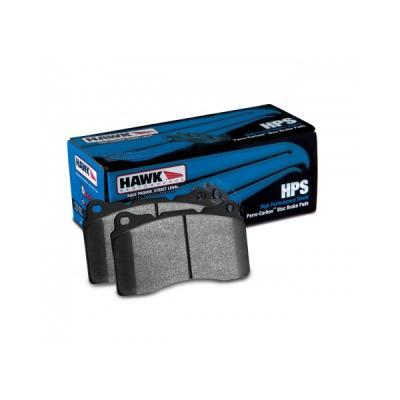 Hawk, Brake Pads, HPS Compound, V8, Rear| HB194E570 Camaro 2010-2013