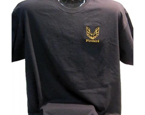 Second Generation Firebird Black T-Shirt