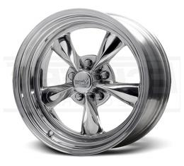 Camaro Chrome Fuel Wheel, 15x8, 5x4 1/2 Pattern, 1967-1981