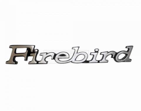 Firebird Fender Script Emblem, 1970