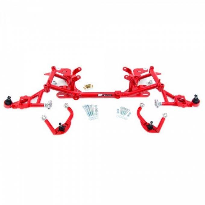 UMI Suspension, Stage 3,CM A-Arms LT1, 93-97