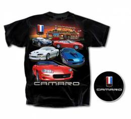 Camaro Fourth Generation Diner T-Shirt