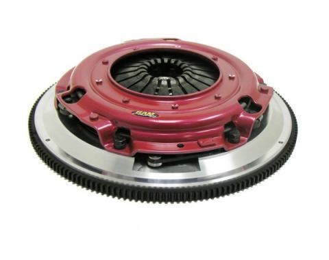 Ram Clutches, Clutch Assembly, Ram 9.5 Dual Disc| 75-2100 Corvette LS1, LS2, LS3 1997-2013