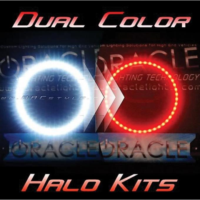 Camaro Headlight Halo Kit, SMD, Dual Color, RS Only, 2010-2013
