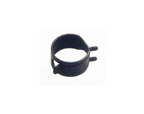 Camaro PCV Hose Pinch Clamp, Black, 1967-1980
