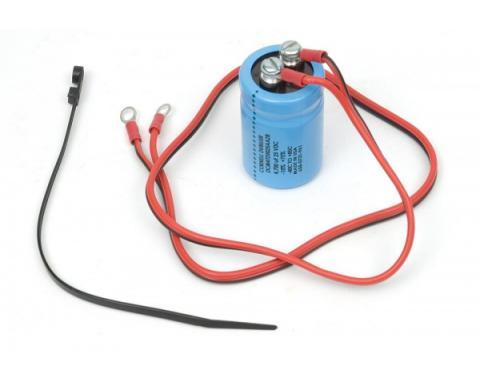 Firebird Radio Noise Suppression Kit, 1967-1969