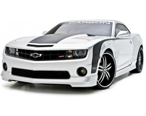 Camaro Styling Kit, 6 Piece, SS & RS, 2010-2013ground effectsstyling kit