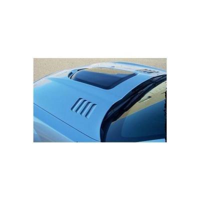 Camaro Fiberglass Extractor Hood, 2010-2013