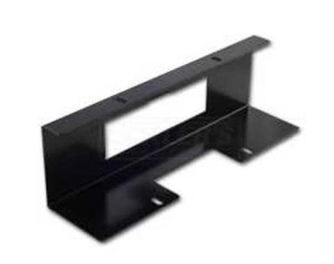 Camaro Glovebox Radio Mount Bracket For Cars Without Factory Air Conditioning, 1967-1968