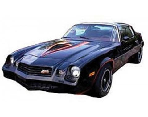 Camaro Stripe Kit, Z28, 1978